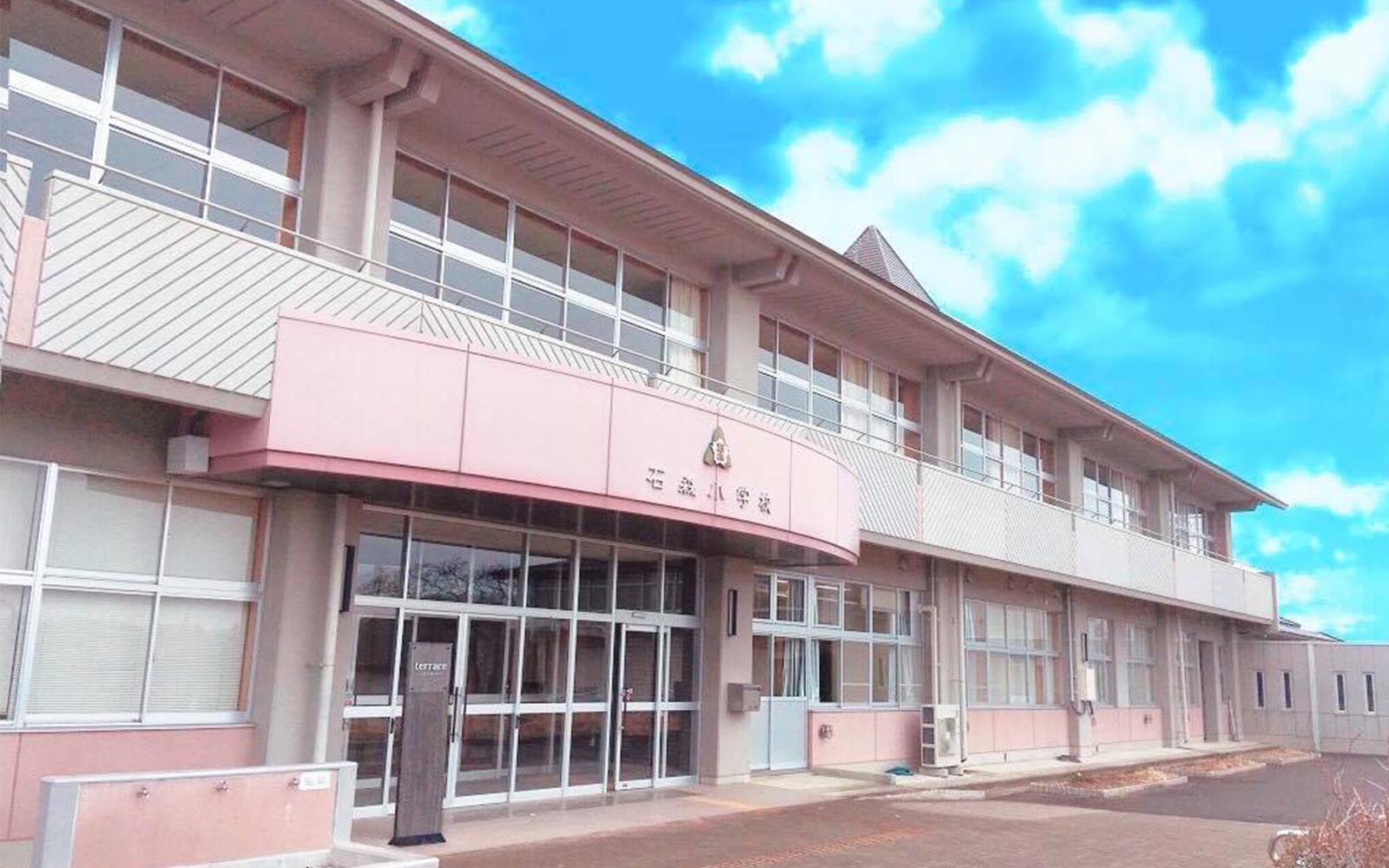 terrace ishimori 外観
